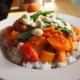 indisches Curry ohne Kokosmilch