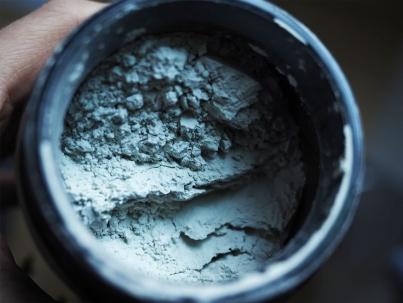 bentonit-pulver-trockenshampoo