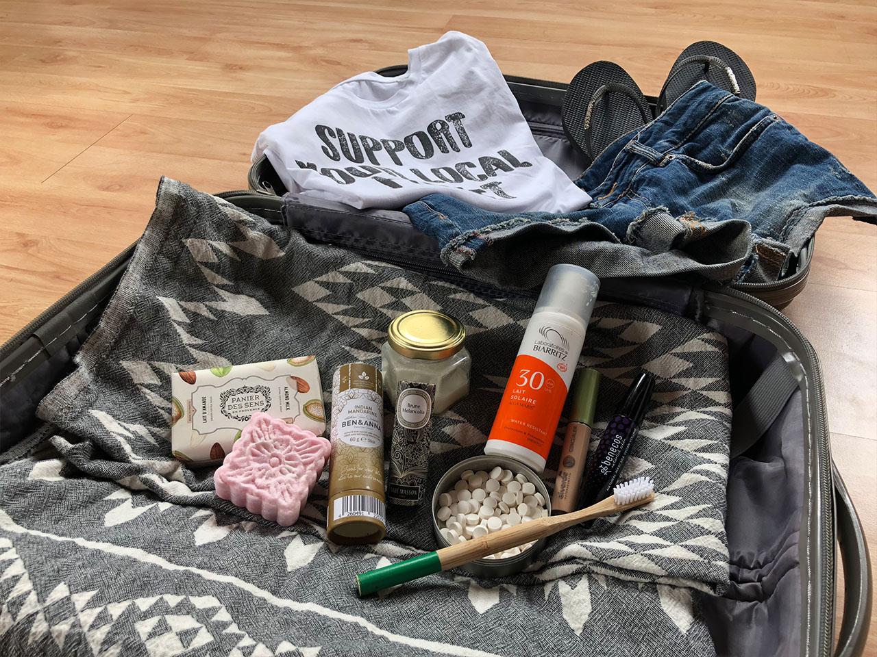 Minimalismus unterwegs: Reisen mit Handgepäck