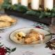 vegane Apfeltaschen mit Cashew-Vanille Joghurt