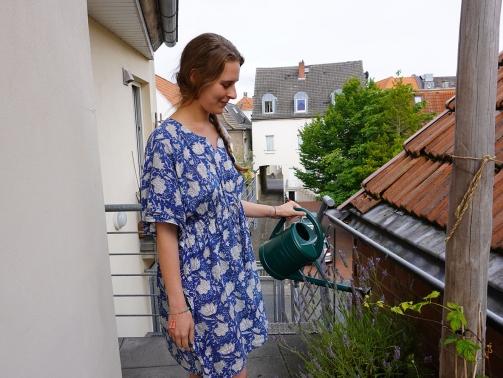 Luftige Kaftans und Kleider sind meine absoluten Lieblings-Outfits im Sommer